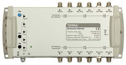 Multiswitch Terra MSV-524 (5-in, 24-out) - with IF gain adjustment